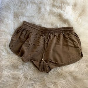 Honey punch shorts